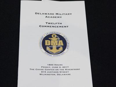 DMA 2017 Graduation