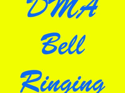 DMA Bell Ringing 2018
