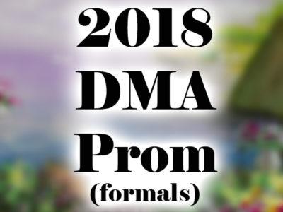 2018 DMA Prom