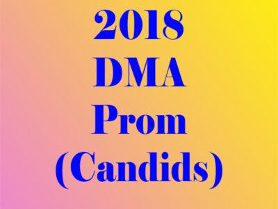 2018 Prom Candids