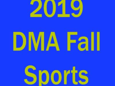 2019 Fall Sports